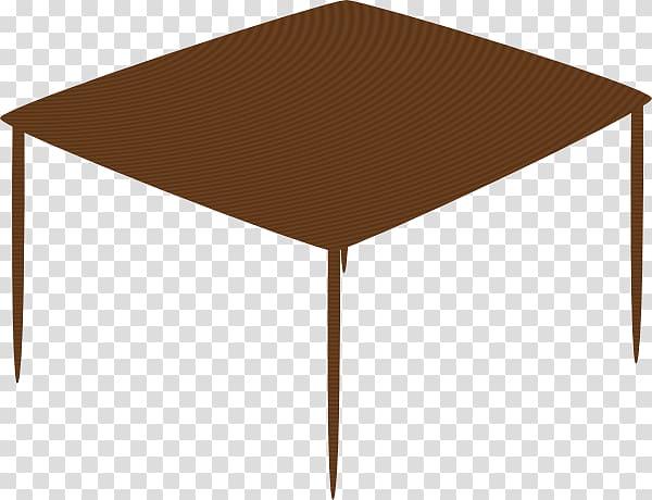 Table , Orange Table transparent background PNG clipart.