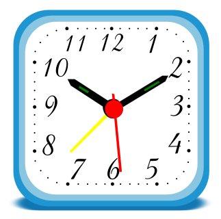 Alarm Clock Clipart.