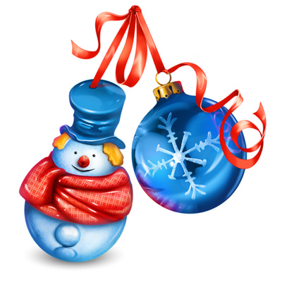 Christmas table decorations clipart free.