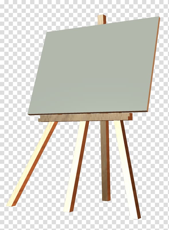 Drawing board painting, painting transparent background PNG.