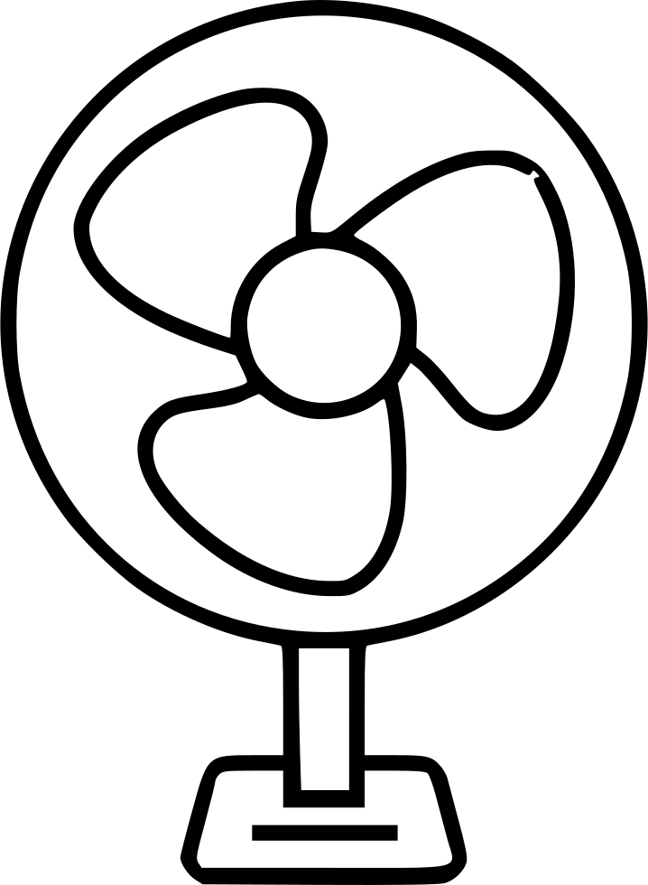 Table Fan Svg Png Icon Free Download (#557326.
