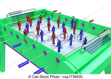 Table football Stock Illustrations. 4,555 Table football clip art.