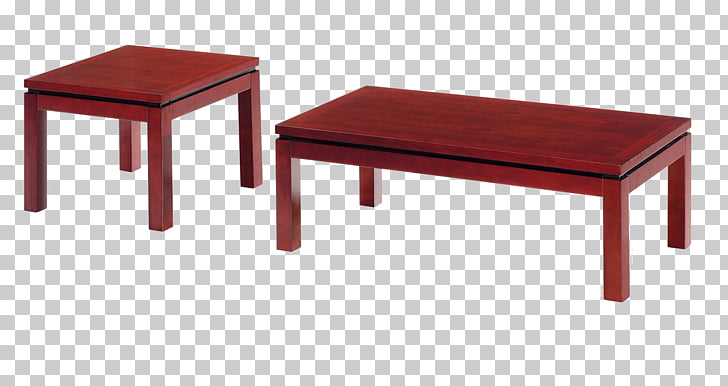 Coffee table Furniture Office Desk, Two tables PNG clipart.