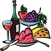 Clip Art Table Grape.