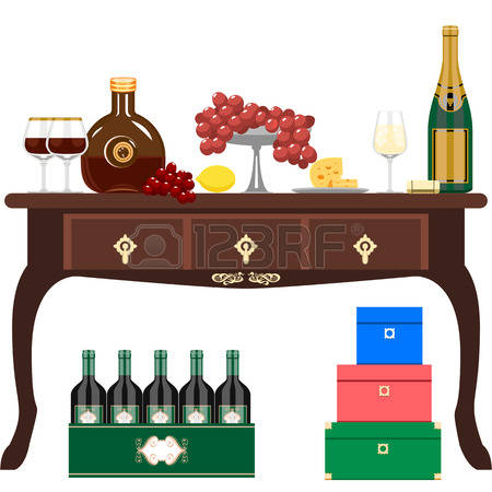 773 Table Grape Stock Vector Illustration And Royalty Free Table.
