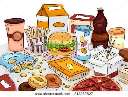 5865 Breakfast free clipart.