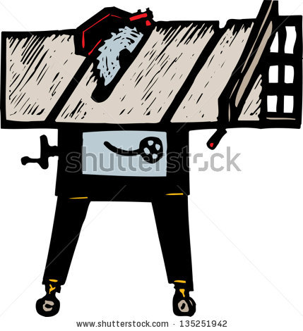 Table Saw Stock Vectors, Images & Vector Art.