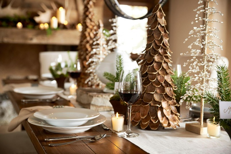 Dining Room Table Settings. Fine Dining Table Setting Pictures.