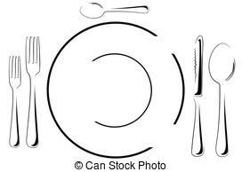 Table sitting clipart #10