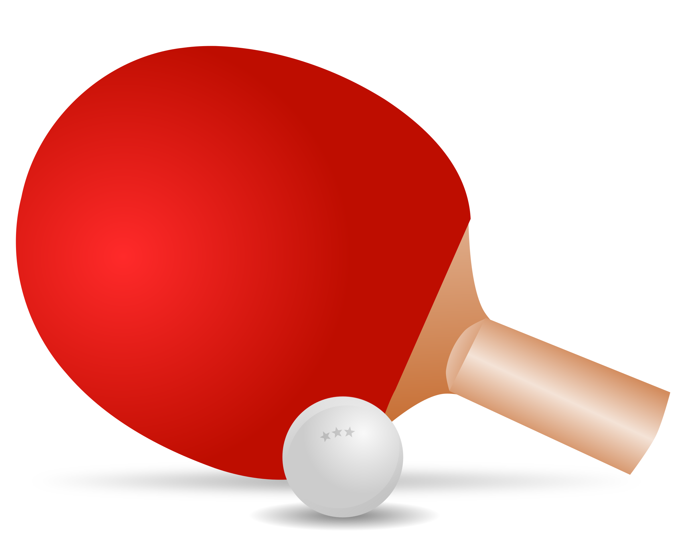 Table Tennis Clip Art PNG.