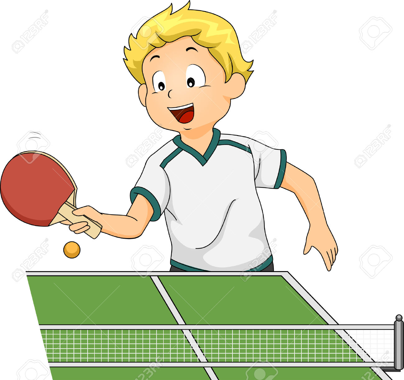 5,050 Table Tennis Stock Illustrations, Cliparts And Royalty Free.