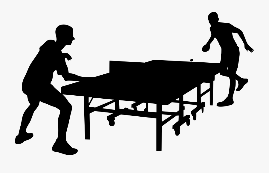 table tennis clipart black and white 10 free Cliparts ...