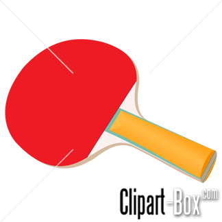 Table tennis racket clipart - Clipground - 26.1KB