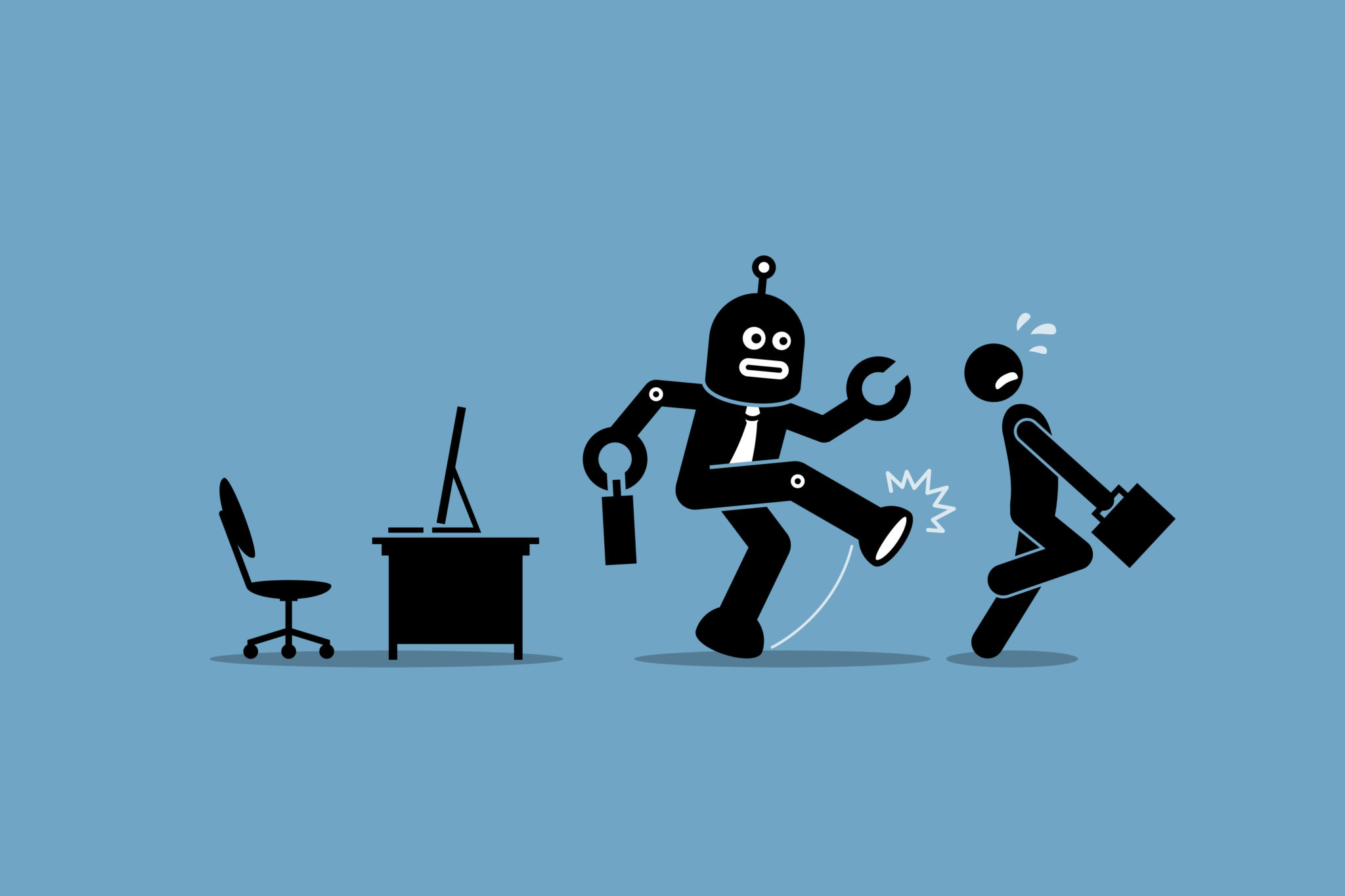 Is It Ethical to Automate Your Job Without Telling Anyone?.