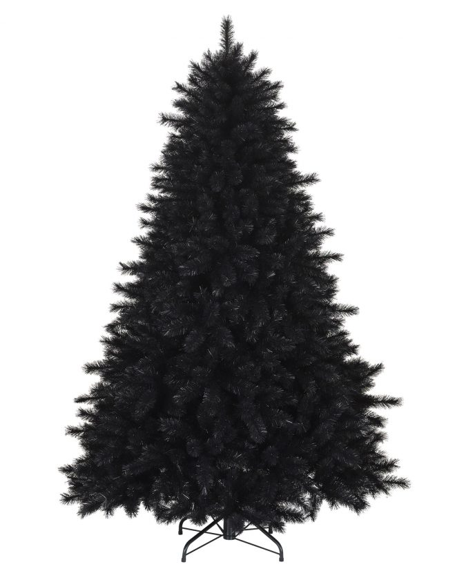 Bathroom : 40 Small Black Christmas Tree Image Ideas Table.