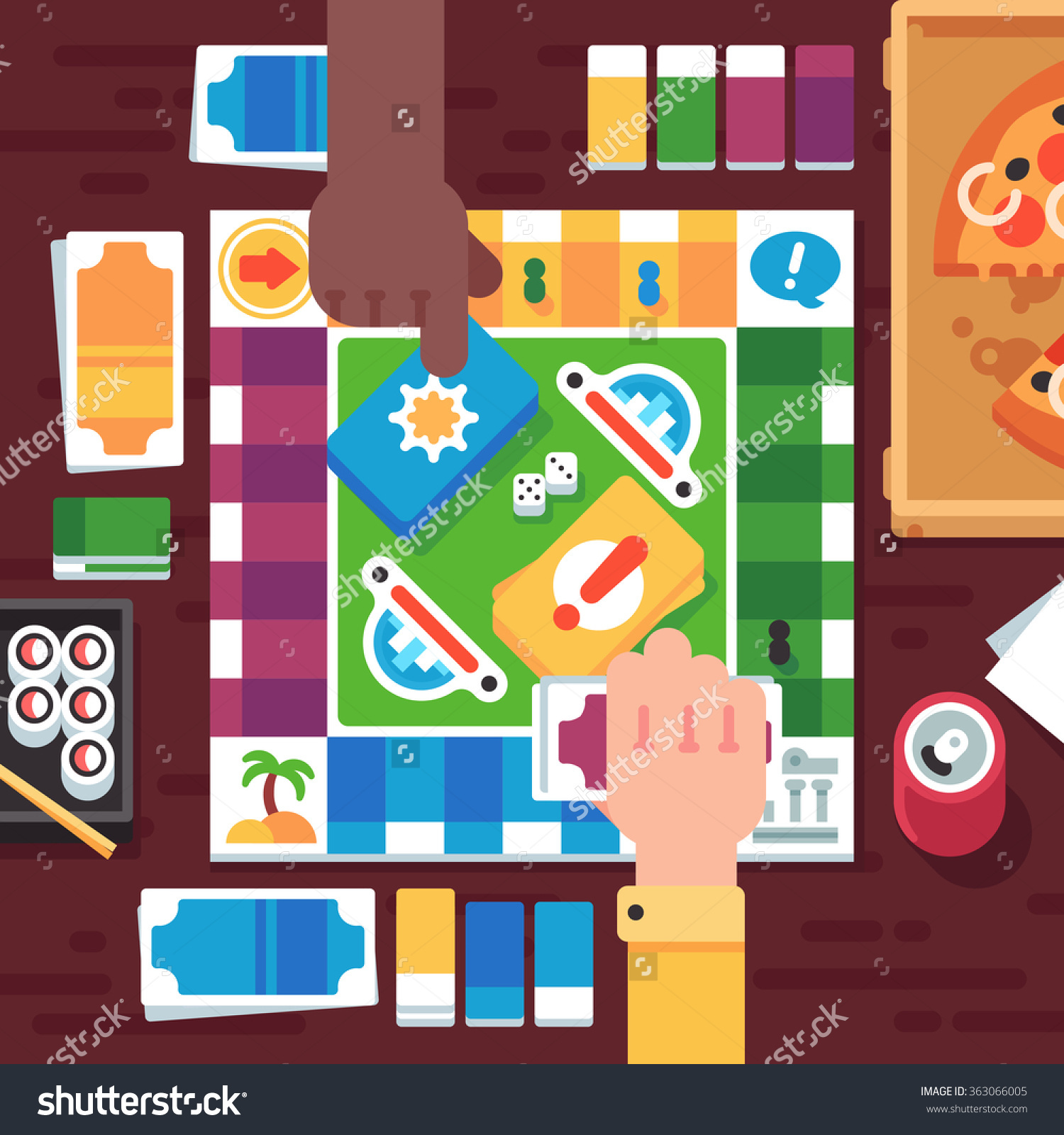 Tabletop Gaming Clipart (24+).