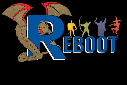 Reboot Gaming.