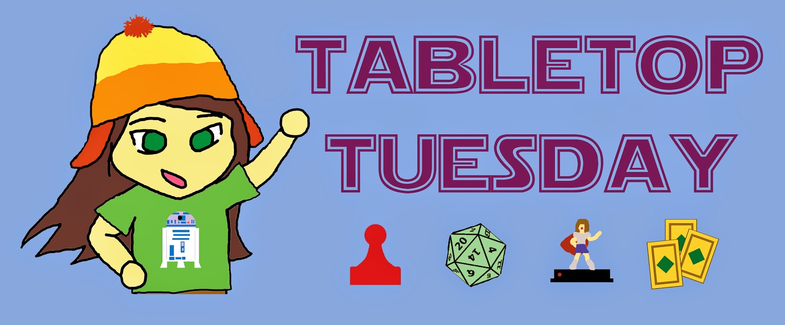 The Nerd Cave: Tabletop Tuesday! Tabletop Games at SDCC.