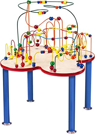 Amazon.com: Anatex Fleur Rollercoaster Table: Toys & Games.