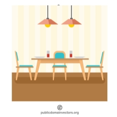 chair clipart for room layout free vectors.