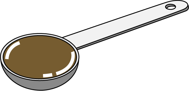 Tablespoon Clipart.