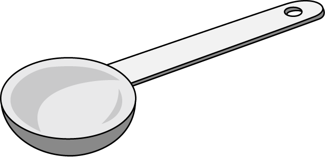 Tablespoon 20clipart.