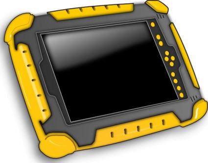 Clip Art Tablet.