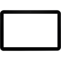 Download Android Tablet Frame HQ PNG Image.