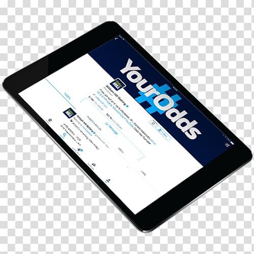 Mockup Tablet Computers, design transparent background PNG.