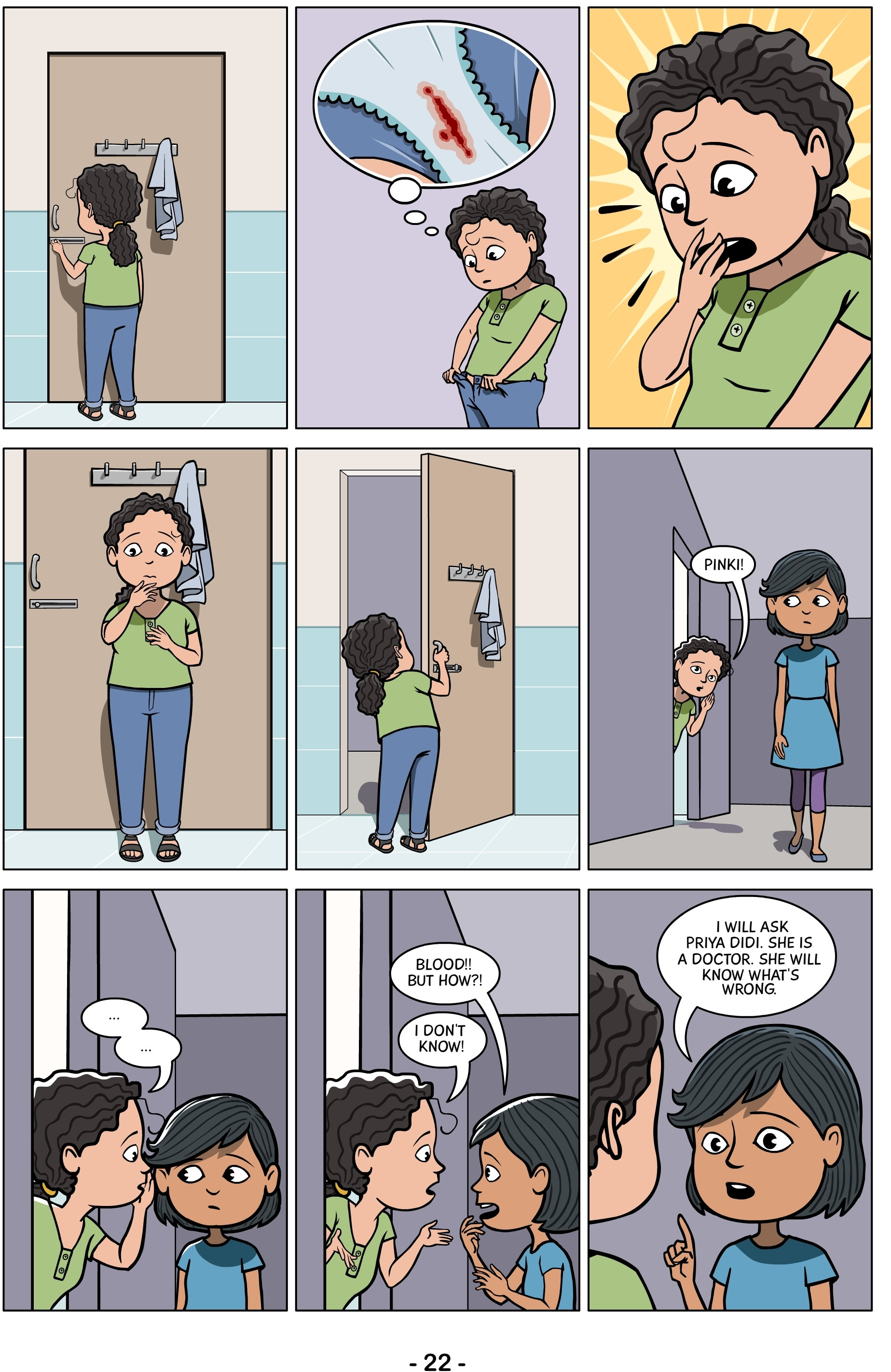 The Indian Comic Book That's Taking on the Taboo of Periods.