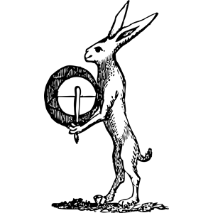 hare and tabor clipart, cliparts of hare and tabor free download.