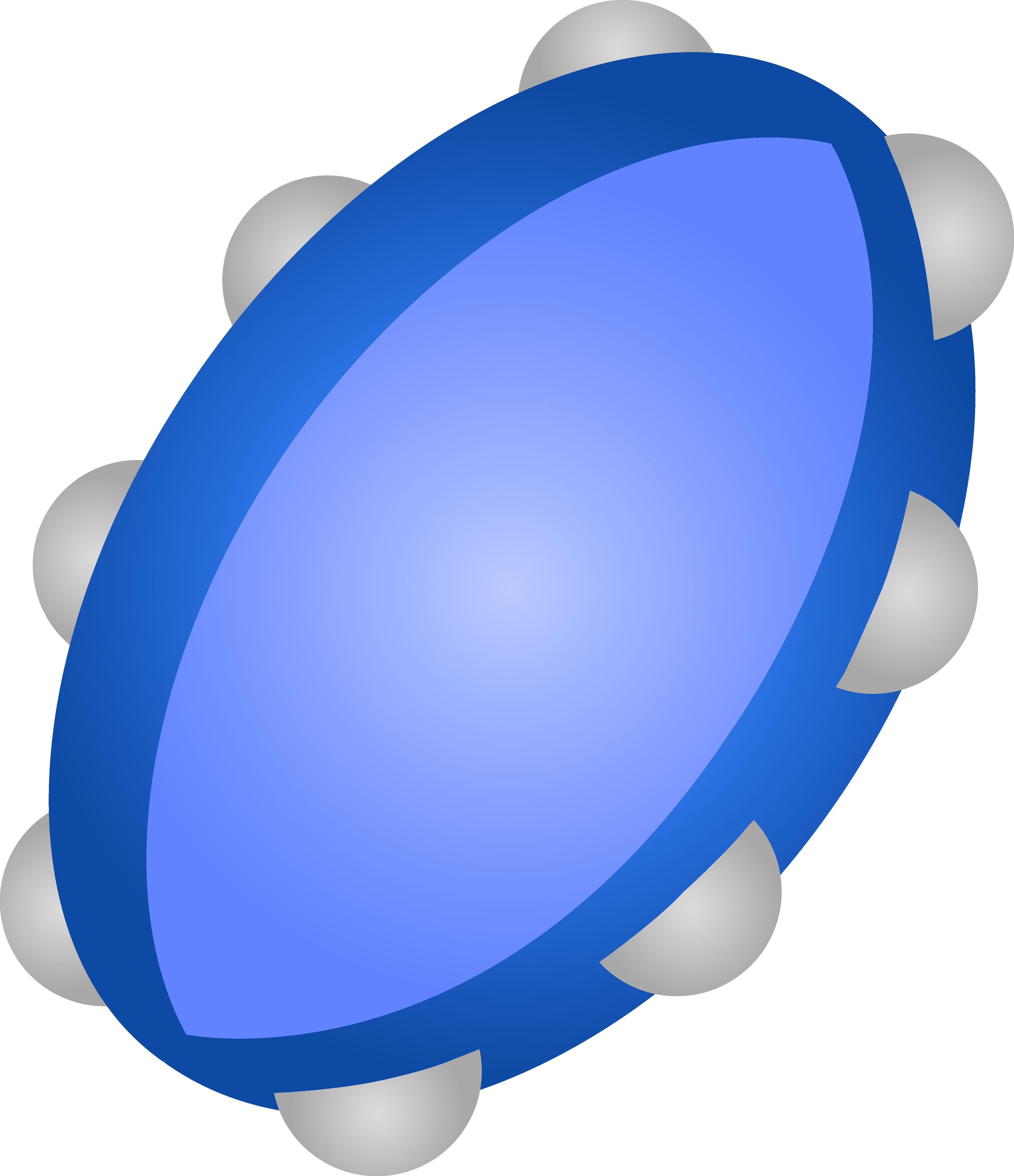 Blue Tambourine.