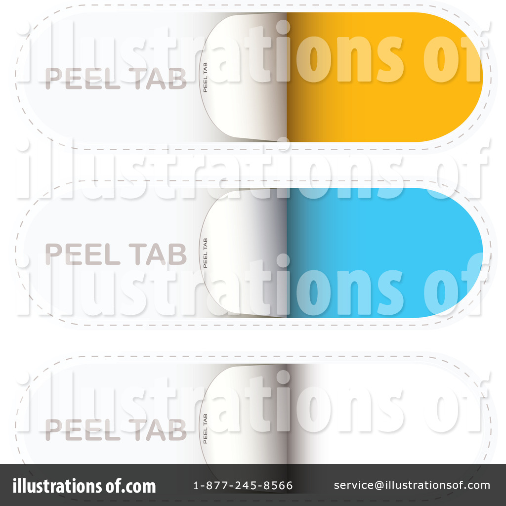 Tabs Clipart #1094709.