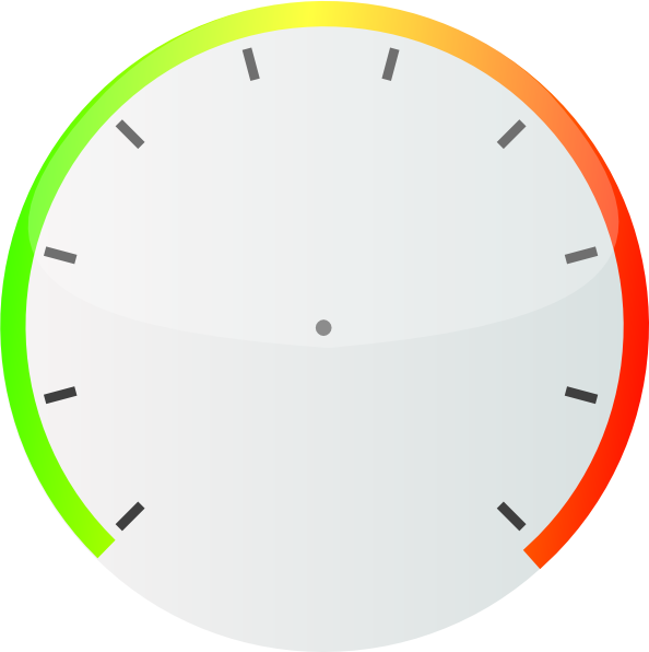 Tachometer Clipart.
