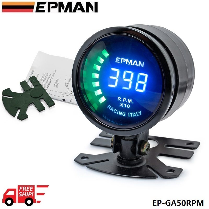 Online Get Cheap Rpm Gauge.