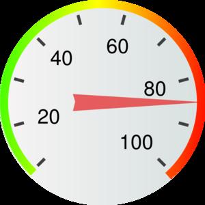 Generic Tachometer Clip Art at Clker.com.