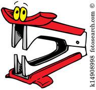 Stapler Clipart Royalty Free. 2,860 stapler clip art vector EPS.