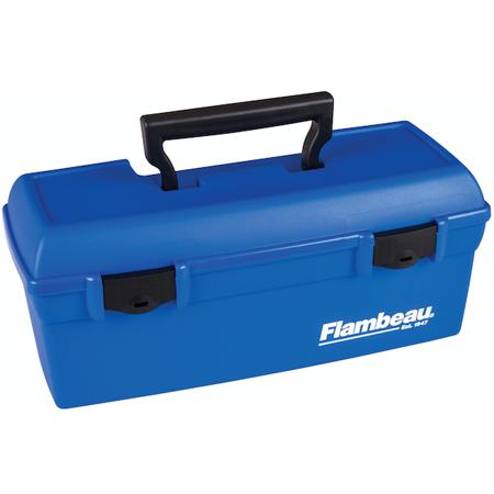 Flambeau Outdoors Lil Brute Tackle Box, 1 Tray.