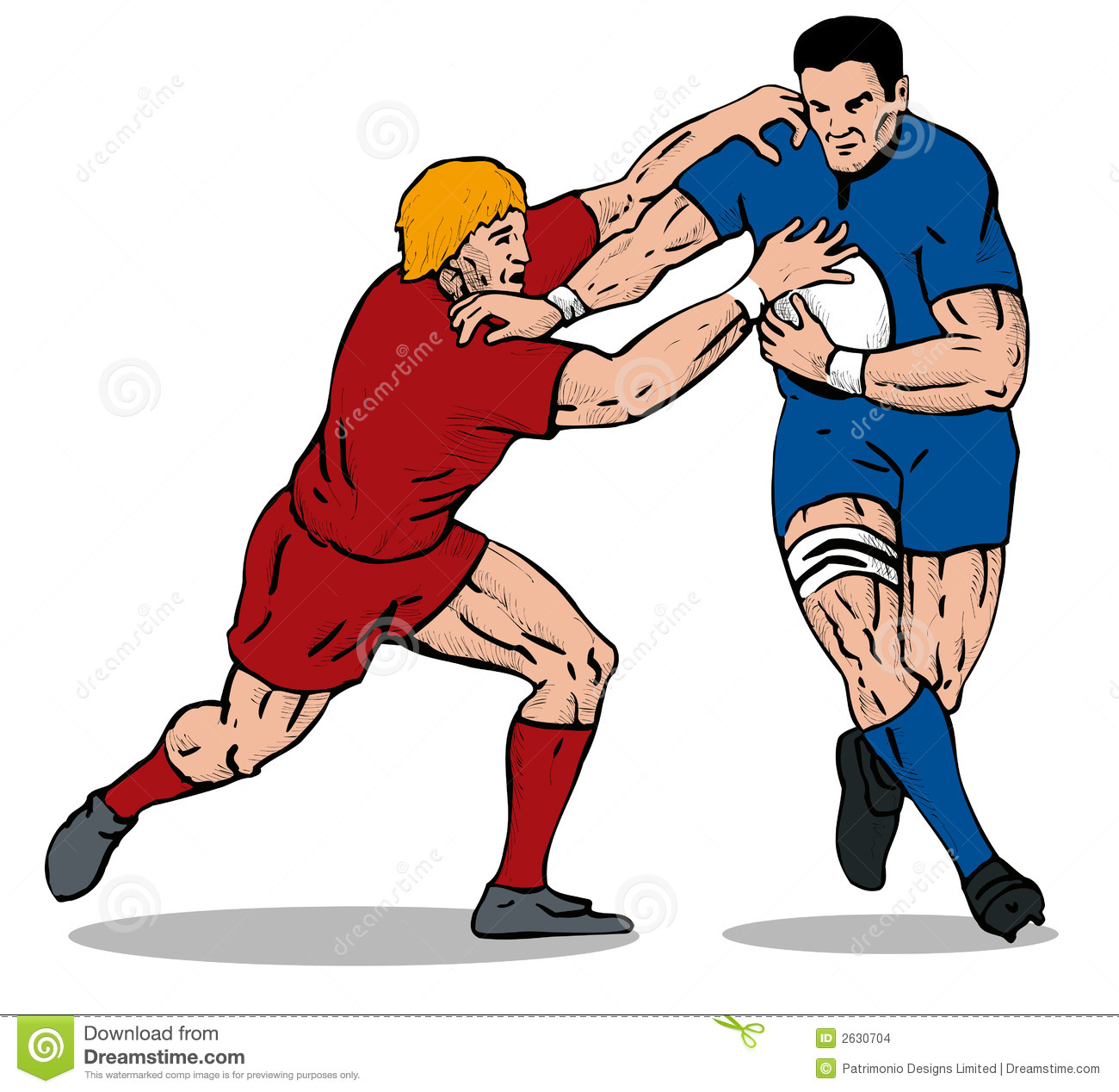 Tackle Clipart
