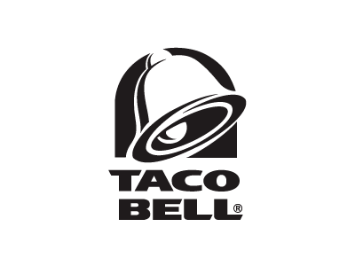 Download free vector Taco Bell logo.