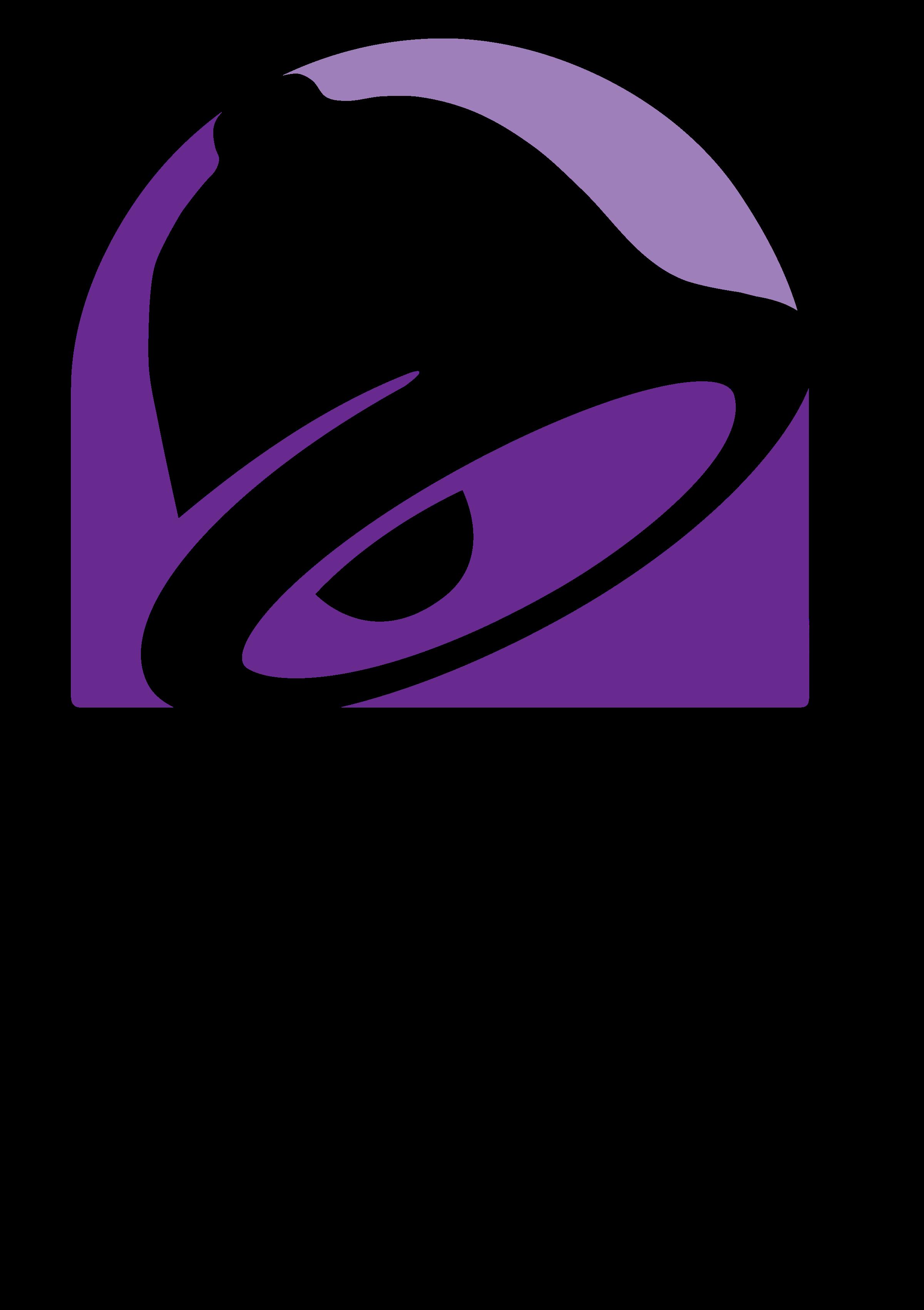Taco Bell Logo PNG Transparent & SVG Vector.