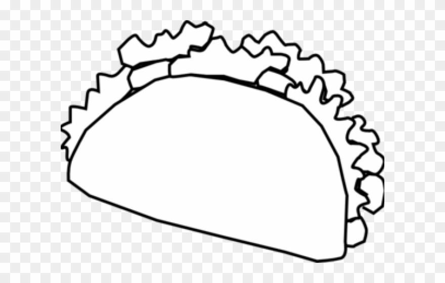 Small Clipart Taco.