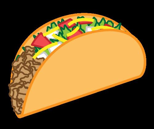 Free Taco Clipart.