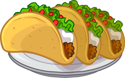 Free taco clipart pictures 3.