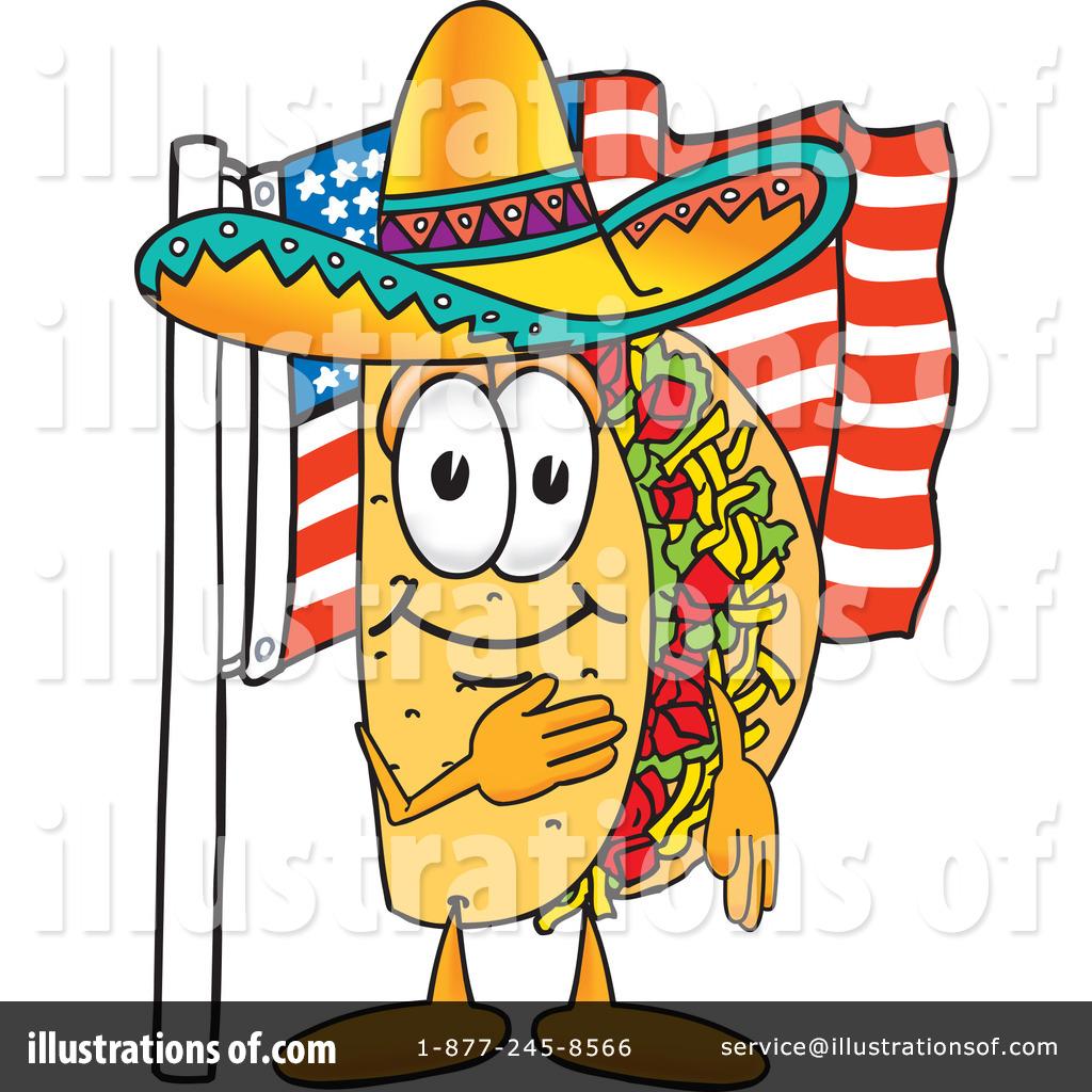 Taco Clipart #8045.