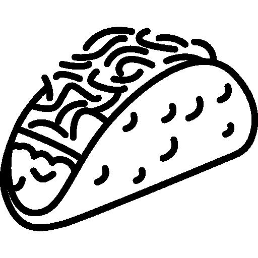 Taco Icons.