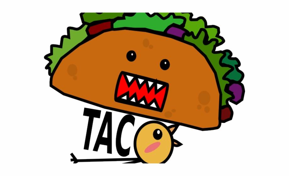 Taco Clipart Transparent Background.