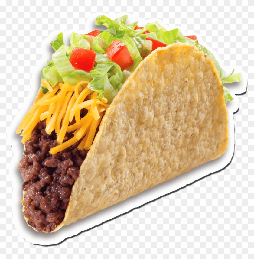 Taco Clipart Real Food.