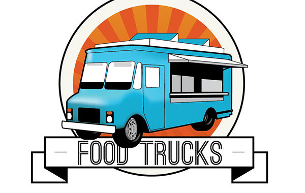 Food Truck Clipart.