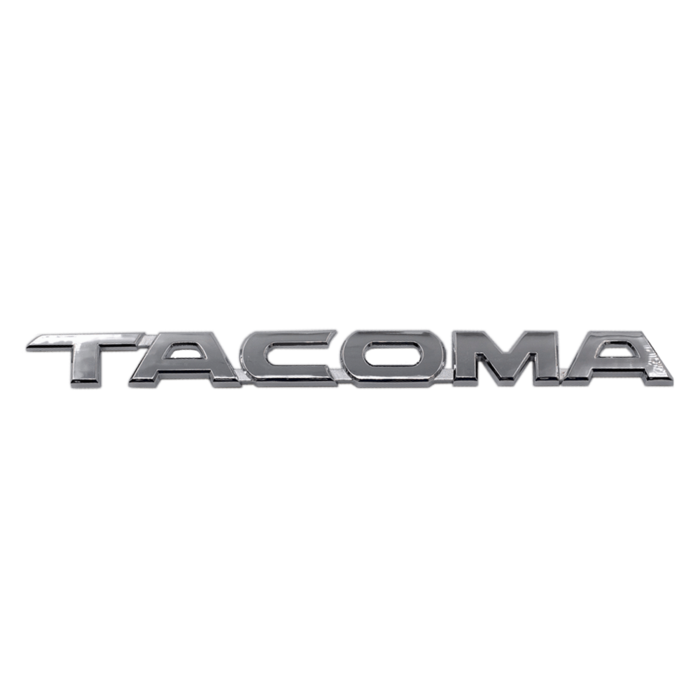 Toyota Tacoma Emblem Sticker.
